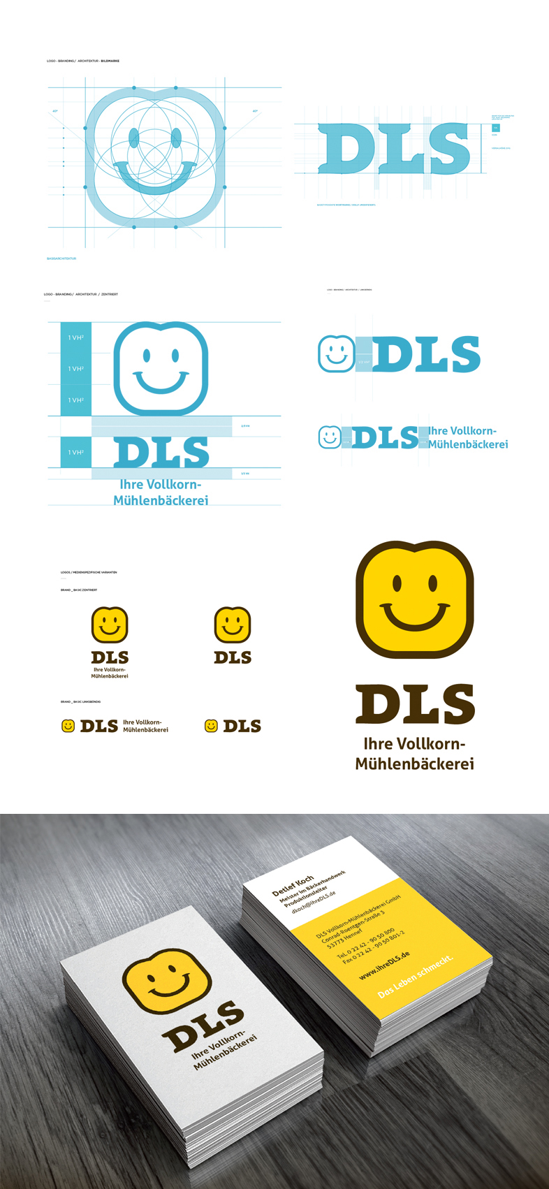 Auszug: Corporate Design /  Typedesign / Kommunikationsmedien