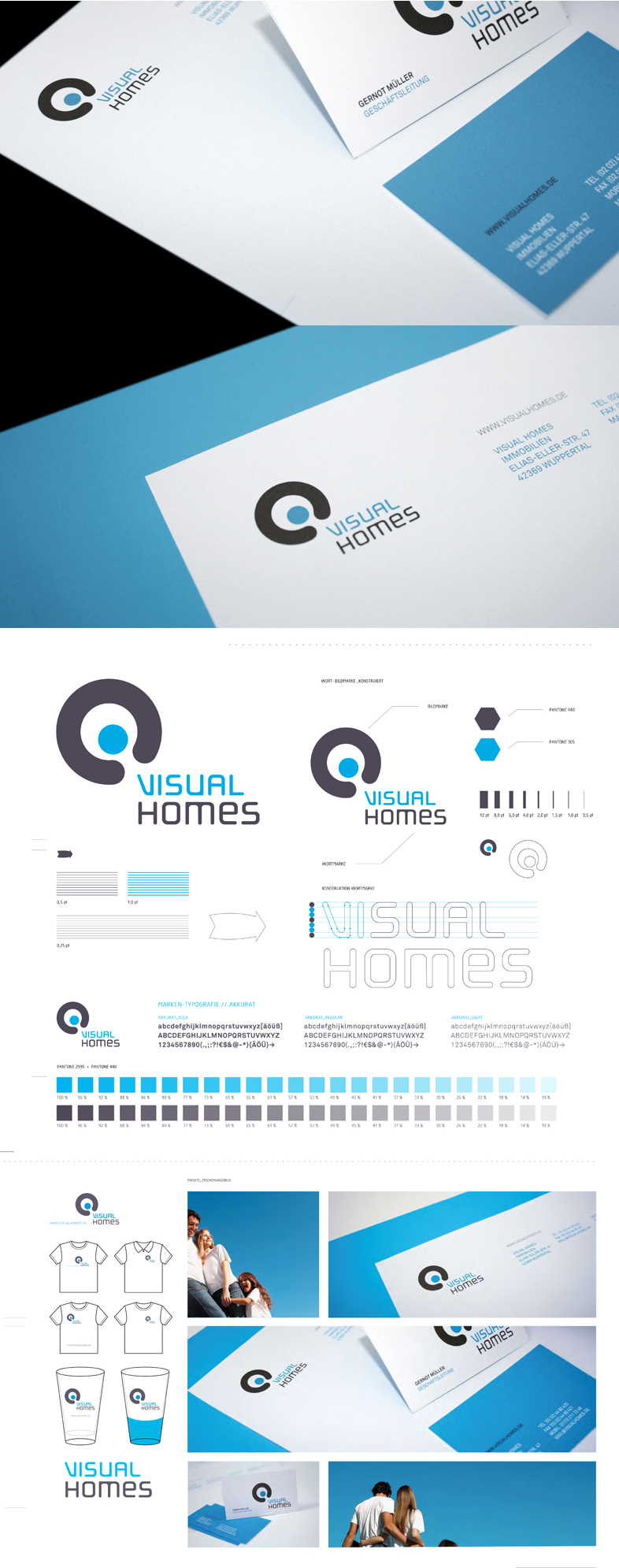 Visual Homes