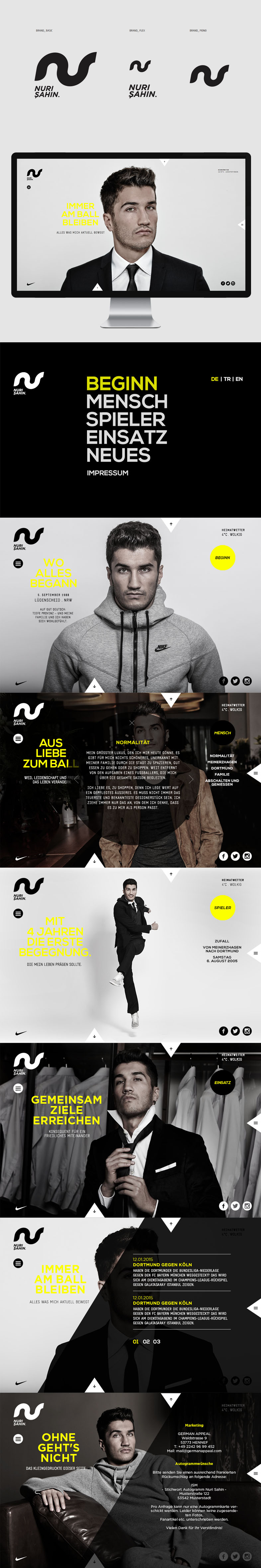 9FF - Corporate Design / Typedesign