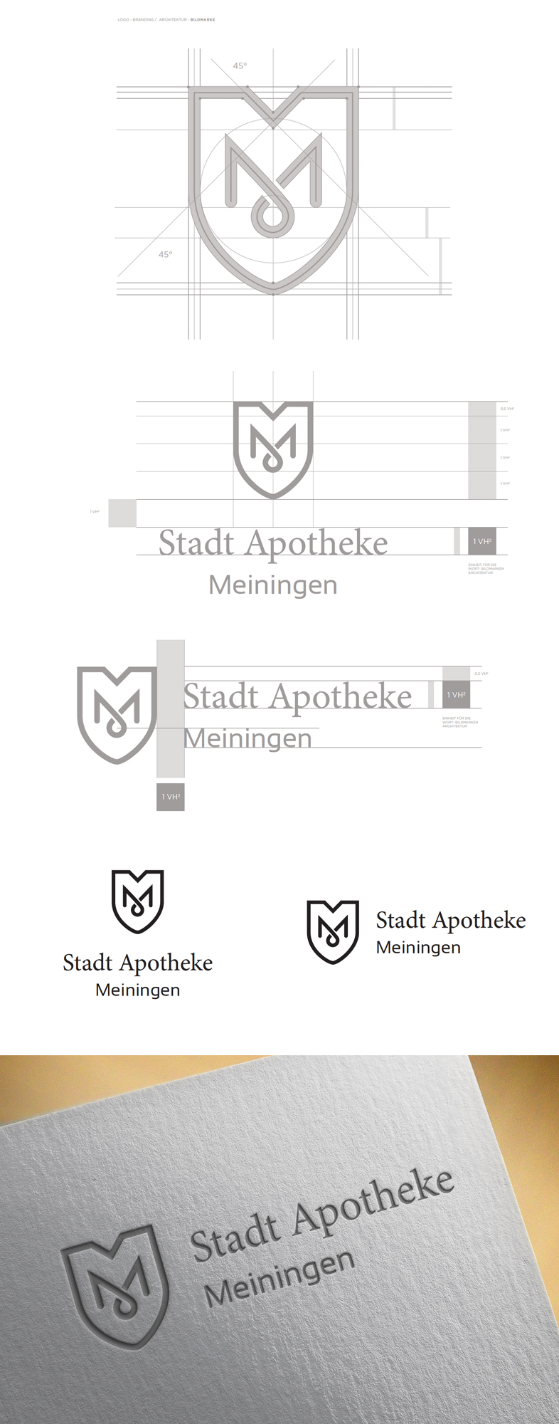 Auszug: Corporate Design