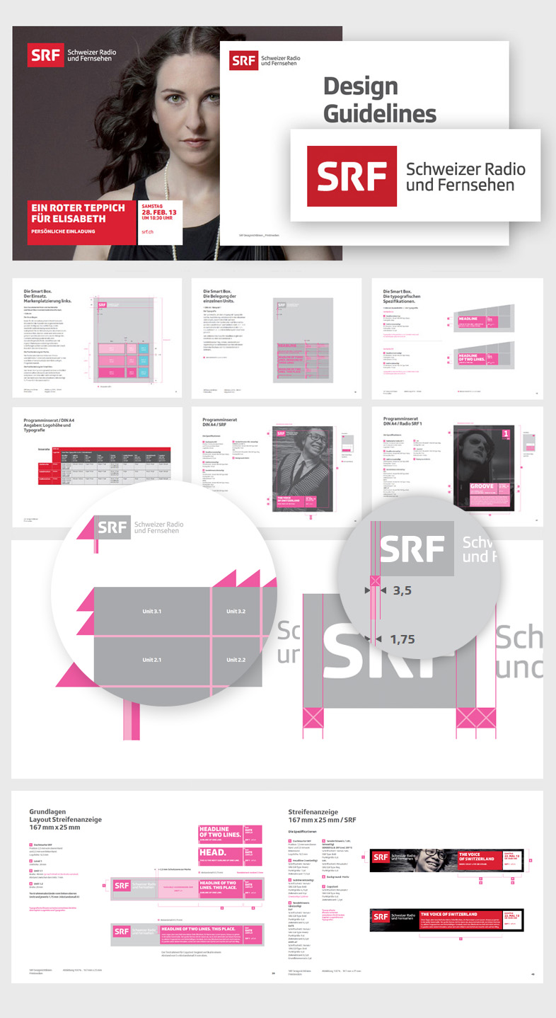 Corporate Design / Guidelines / Kommunikationsmedien