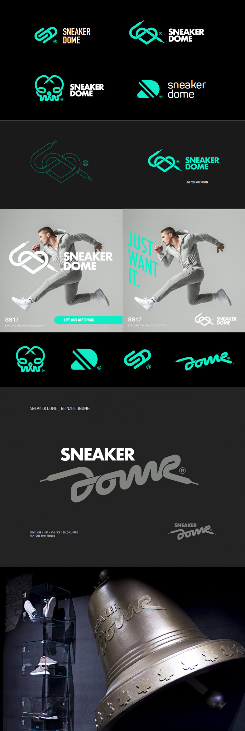 Sneaker Dome – LOVE YOUR WAY TO WALK.